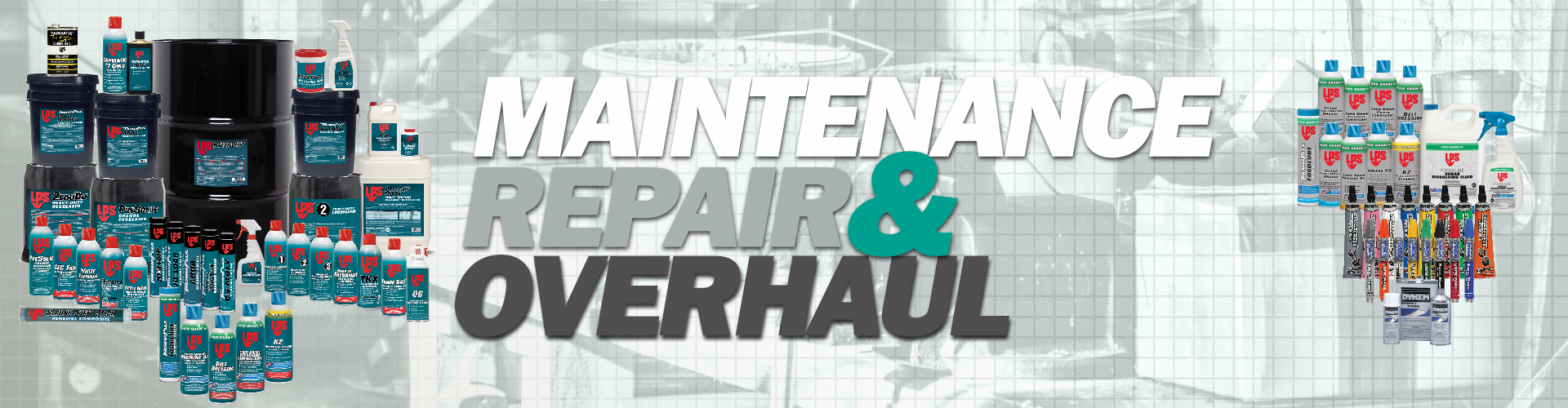 Maintenance Repaire & Overhaul