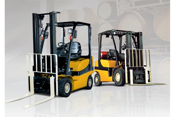 Electric and Diesel Forklift